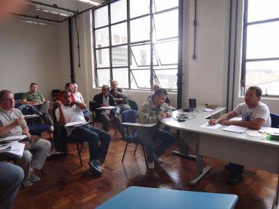 Galeria nº 67 - CURSO RáPIDO DE TELEGRAFIA 22/09/2012 (2º DIA) / 2012