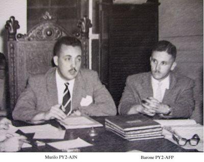 Galeria nº 65 - ADELMAR JOSE BARONI - PY2AFP - 1923 - 2012 / IN MEMORIAN
