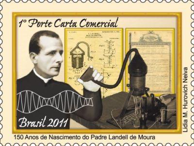 Galeria nº 38 - COMEMORAçãO DE 150 ANOS / PE. ROBERTO LANDELL DE MOURA